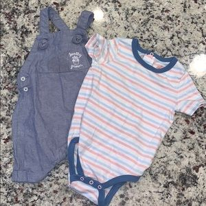 Other - Baby Cat & Jack matching set. Size 12 months